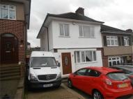 Kingshill Avenue semi detached house for sale