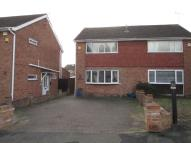 Oates Road semi detached property for sale