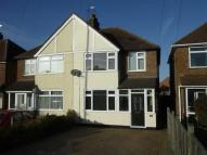 semi detached home for sale in Heathcote Road...