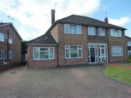 semi detached property in Palmer Road...