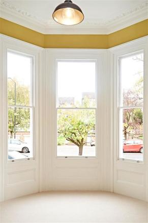 Front Bay Window