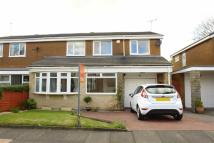 semi detached home for sale in Windsor Court...