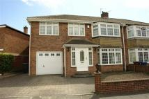 5 bed semi detached property for sale in Montagu Avenue...