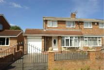 semi detached property for sale in Belsay Gardens...