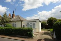 Semi-Detached Bungalow for sale in Branden Road...