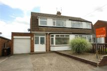 Caldwell Road semi detached property for sale