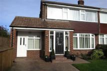 semi detached home for sale in Barrasford Drive...
