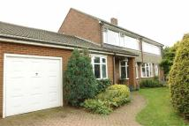 semi detached house in Chantry Drive...