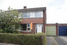 3 bedroom semi detached house in Rayleigh Drive...