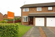 3 bedroom semi detached home for sale in Stuart Court...