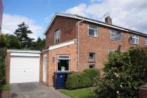 3 bed semi detached house in Belsay Gardens...