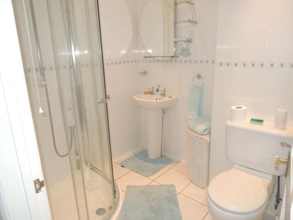 SHOWER ROOM (former Wet Room)