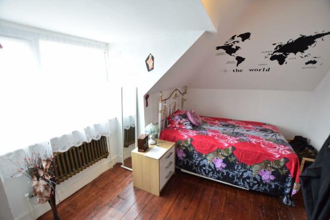 SECOND FLOOR - BEDROOM FIVE