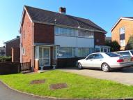 Manor Crescent semi detached house to rent