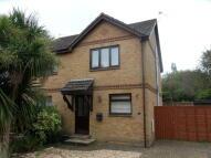 semi detached property in Miller Close, Newport...