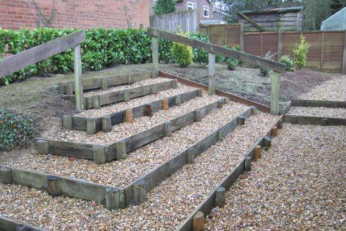 Side Garden Area - v