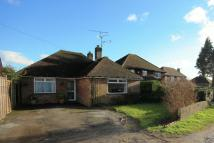 Detached Bungalow for sale in HORSHAM