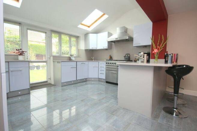 Fabulous Kitchen/Dining/Breakfast Room