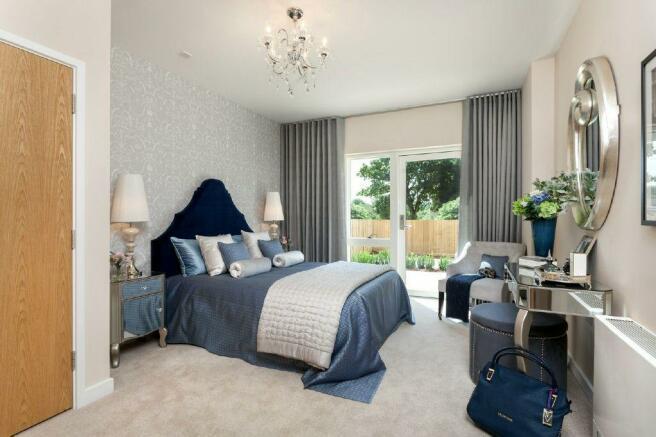 Show Flat Master Bedroom
