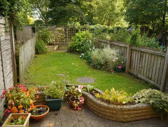 2 Bedroom Terraced House For Sale In Dickens Close