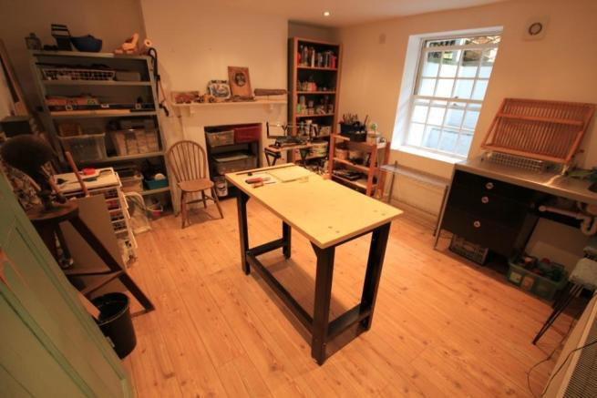Downstairs Studio or