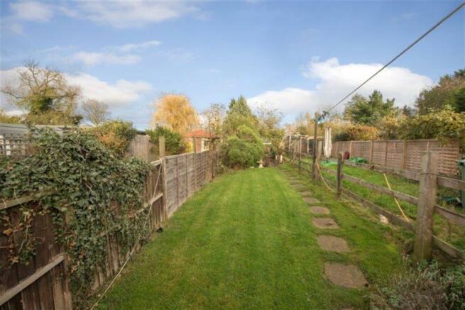 Additional garden photograph