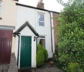 Terraced house in Bradford Street, Chester