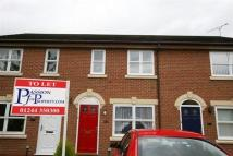2 bed Terraced home to rent in Thurston Road, CHESTER