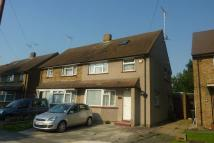 3 bed semi detached property to rent in Norwich Avenue...