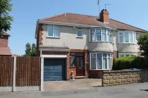 semi detached home in CARLTON DRIVE...