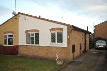 Semi-Detached Bungalow for sale in COLWELL DRIVE, ALVASTON