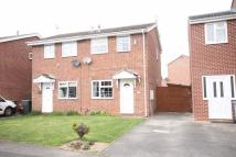 2 bed semi detached property in SIMCOE LEYS, CHELLASTON