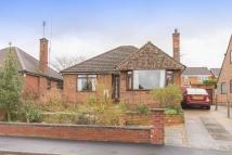 3 bedroom Detached Bungalow in GREEN AVENUE, CHELLASTON