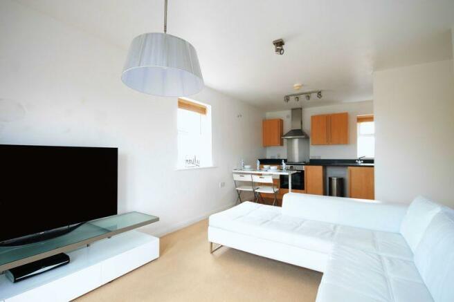 Lounge/Kitchen...