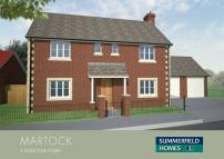 4 bed new home for sale in Haygrove Park, Durleigh...