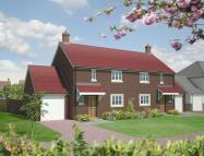 3 bedroom new house in Haygrove Park, Durleigh...