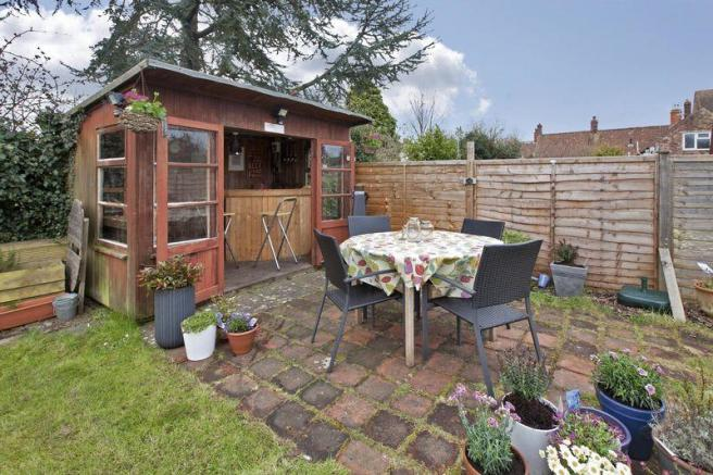 Patio/Shed