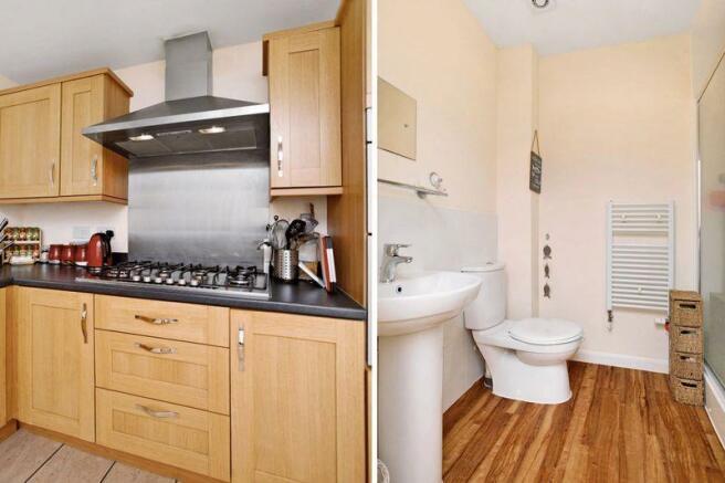 Kitchen/En-Suite