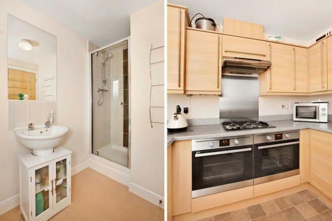 En-Suite/Cooker