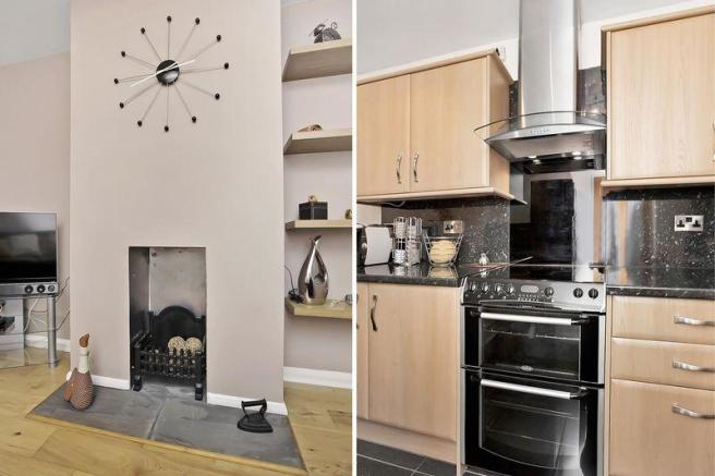 Fireplace/Cooker