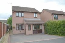 4 bed Detached property for sale in Courtney Way, Belper...