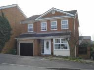 Detached house in Royston Drive, Belper...