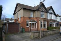 semi detached house in Lime Avenue, Duffield...