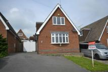 Detached Bungalow in Broom Close, Belper