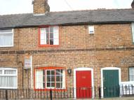 1 bed Terraced property for sale in Bridge Street, Belper...