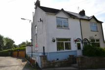 3 bed semi detached house in Gibfield Lane, Belper
