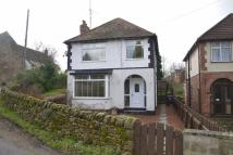 3 bed Detached home in Bullsmoor, Belper