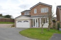 4 bedroom Detached home in Morrell Wood Drive...