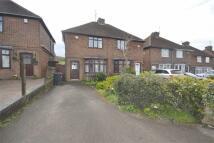 semi detached property for sale in Kilbourne Road, Belper