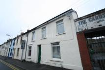 Terraced property in Planet Street, Splott...
